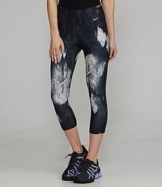 Nike Legend 2.0 Capri Print Running Tights