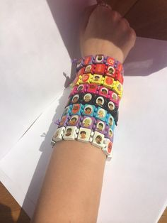 Exclusive One Direction Bracelets by BeckmanBoutique on Etsy