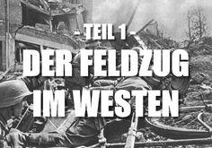 Feldzug im Westen - Teil1- Nazi Doku