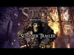#STYXMASTEROFSHADOWS - SUMMER TRAILER
