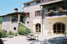 Vakantieverbijf Agriturismo Il Monte, Umbrie - Agriturismo