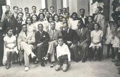 GRUPO DE ALUNOS DO LICEU DE GIL EANES 1936 - djomartins - Fotolog