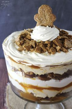Gingerbread Cheesecake Trifle - WomansDay.com