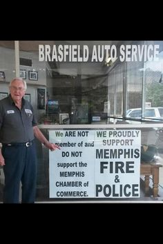 WTG!  Brasfield's Auto! Y'all Stop by and say THANKS!!!
