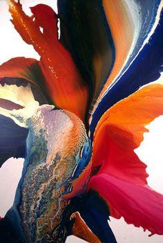 Painting : Krispen Spencer