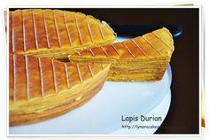 Lapis Legit Durian by Doddy Pamudji Modified by me Bahan : 300 gr mentega 80 gr gula halus 90 gr susu kental manis 300 . Lapis Legit, Traditional Cakes, Cake Cookies, Waffles, Cake Recipes, Sweets, My Favorite Things, Breakfast, Desserts