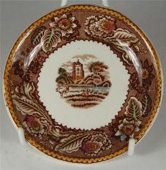 Wood & Sons  Woodland  Trinket/Pin Dish