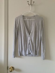 Own - light grey cardigan