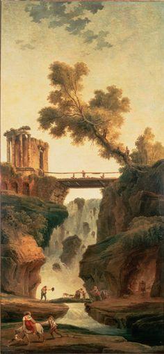 Потерянная история: Руины древней цивилизации на старинных картинах | Самые свежие новости - Информационный портал Крамола