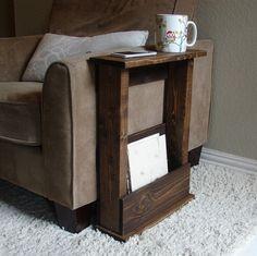 Sofá silla brazo resto de mesa con bolsillo para por KeoDecor