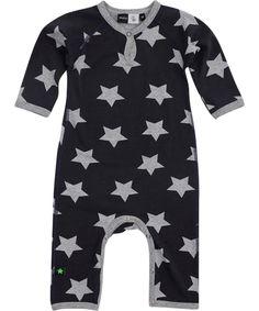 Super cool combinaison à étoiles grises par Molo. molo.fr.emilea.be