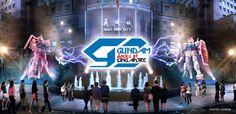 Original Gundam mecha designer, Kunio Okawara, Build Fighters Try voice cast, coming to Singapore for Gundam Docks - http://sgcafe.com/2015/05/original-gundam-mecha-designer-kunio-okawara-build-fighters-try-voice-cast-coming-singapore-gundam-docks/