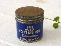 【AUTO COTTER PIN】