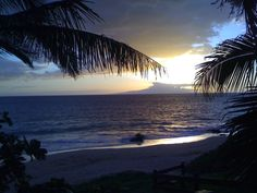 Kihei, Maui - This is where my folks time share is. Can't wait!