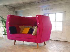 Utopa big sofa by VanDen