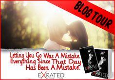 ⭐️⭐️⭐️Blog Tour⭐️⭐️⭐️ Exrated  Author Stevie J. Cole  New Romance  Romance Promotions & Book Plugs