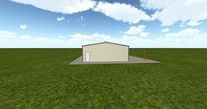Cool 3D #marketing https://ift.tt/2Ee9oYU #barn #workshop #greenhouse #garage #roofing #DIY