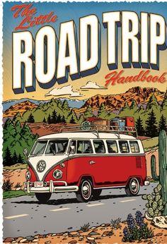 Road book VW