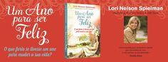 Sinfonia dos Livros: Divulgação TopSeller | Um Ano Para Ser Feliz | Lor...