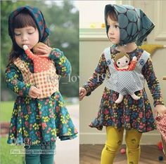 How cute is this little girl? love the fashion...so spring 2013 with the floral dress ..aw <3