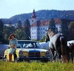 Mercedes-Benz W114 / W115 | by Auto Clasico