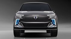 Ssangyong presents new e-SIV electric SUV concept and new Musso Pick-up Peugeot, Car Posters, Poster Poster, Geneva Motor Show, Electric Cars, Concept Cars, Diesel, Automobile, How To Plan