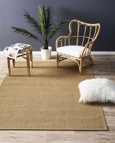 View Rug Culture Natural Sisal Flooring Rugs Area Carpet Boucle Brown at Swan Street Sales. Shop online or visit our store for the largest range of Floor Rugs at the best prices. Sisal Carpet, Diy Carpet, Rugs On Carpet, Hall Carpet, Cheap Carpet, Carpet Ideas, Modern Carpet, Carpets, One With Nature