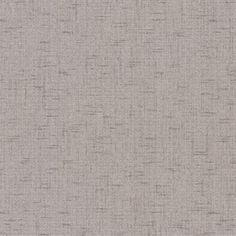 Grey Maura Linen Weave Wallpaper