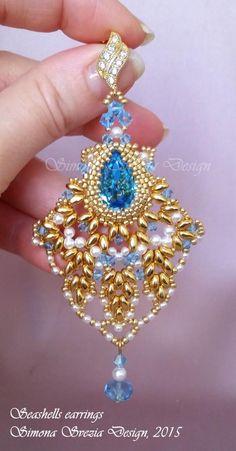 earrings. Craft ideas 5996 - LC.Pandahall.com