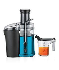 Blue Metallic Juicer by DASH on #zulily