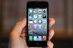 OFFICIAL iPhone 5 review courtesy Engadget