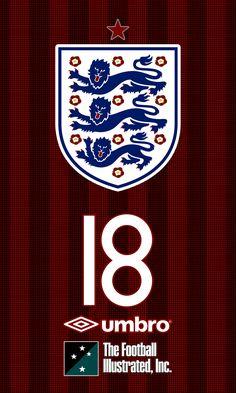 Wallpaper exclusivo da Seleção da Inglaterra de Futebol. Para Download  clique ou toque na Imagem d072dfd996935