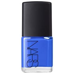 Nars Nail Polish/0.5 Oz. (€19) ❤ liked on Polyvore featuring beauty products, nail care, nail polish, beauty, makeup, nails, night out, nars cosmetics and shiny nail polish