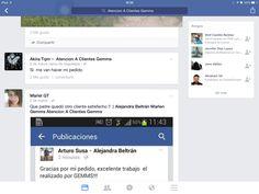Atención al cliente 1.1 Facebook