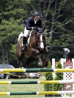Fairfield County Hunt Club Horse Show in Westport, Conn.