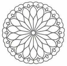 Take a look at my free printable mandala collection. Mandalas are excellent patterns for any kind of crafts. Do not forget mandala coloring pages. Mandala Art, Mandala Design, Love Mandala, Simple Mandala, Mandala Pattern, Mandala Painting, Mandala Coloring Pages, Colouring Pages, Coloring Sheets