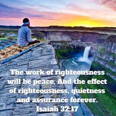 Biblical Quotes, Bible Verses Quotes, Isaiah 32, Bible Mapping, Soli Deo Gloria, Words Of Comfort, Inspirational Prayers, Prayer Scriptures, Bible Knowledge