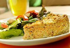 Jantar light: 20 receitas delícia para um jantar magrinho. Torta de cenoura (Foto: Divulgação)