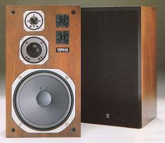 YAMAHA NS-690III   1980 Yamaha Speakers, Yamaha Audio, Monitor Speakers, Stereo Speakers, Speaker System, Audio System, Audio Design, Record Players, High End Audio