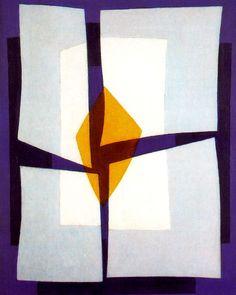 Emilio Pettoruti - Farfalla Luce, 1961