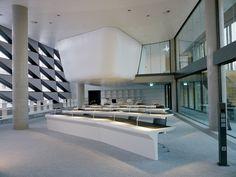 Biblioteca Nacional Alemana, Leipzig, Alemania - ORANGE BLU + Gabriele Glöckler - © Maix Mayer