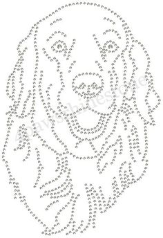 Dog Lover GOLDEN Retriever Bling Rhinestone by 4PawsRhinestone, $12.00