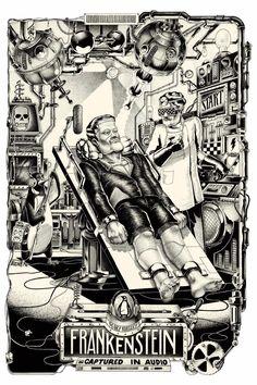 Penguin: Frankenstein. Captured in Audio