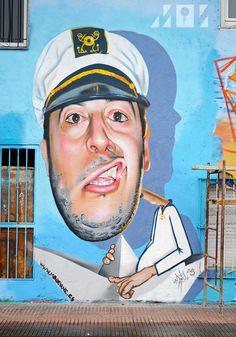 Capitán Palomo.
