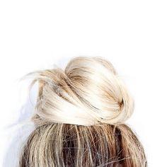 Cut Her Hair, Hair Cuts, Blonde Bun, Hello Hair, Belle Beauty And The Beast, Hair Heaven, Let Your Hair Down, Natural Haircare, Hair Today