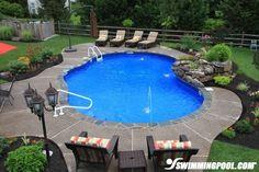 Inground Pool   Swimmingpool.com
