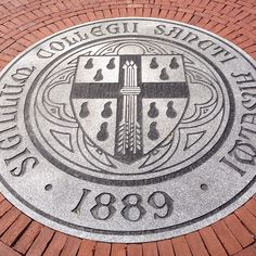 The new seal on our new quad courtesy of Andrew Chan!