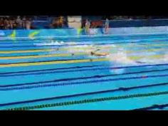 Michael Phelps 200 M Butterfly Swimming- Rio Olympics 2016