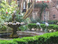 Courtyards of Savannah