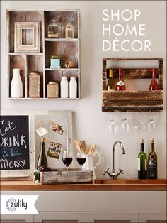 Sign up and discover hundreds of Home Decor items at prices up to 70% Off! Huge selection with new items added each and every day! At zulily.com you'll find something special every day of the week!